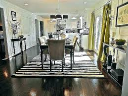 rug size under round dining table rugs under dining table round rugs for dining room full