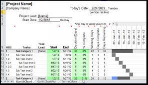 Free Gantt Chart Excel Template Download Now Teamgantt Printable