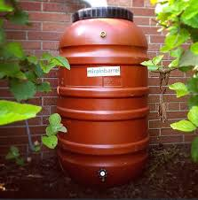 food grade rain barrel water storage barrels kit used