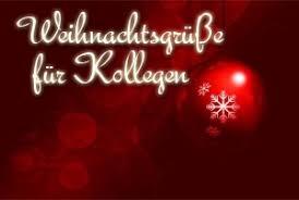 Weihnachtgrüße Und Sprüche An Kollegen