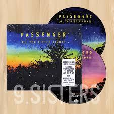 Passenger All The Little Lights Acoustic All The Little Lights Deluxe Edition Digipak By Passenger Uk Cd 2013 2 Discs Nettwerk
