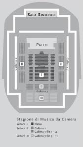 Auditorium Parco Della Musica Seating Chart Italy Travel And Vacation Packages Buy Tickets Online For