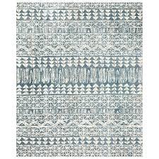 blue area rug by home mohawk rugs kohls