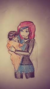 Seliel and her and Cole's son Xian