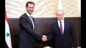 هجوم روسي غير مسبوق على بشار الأسد: ضعيف وفاسد وفاقد للشعبية - تفاصيل -  YouTube