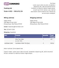 Woocommerce Pip Sample Packing List Woocommerce Docs