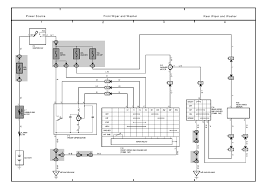 repair guides overall electrical wiring diagram (2001) overall 2013 Toyota Highlander at 05 Highlander Hazard Wiring Diagram