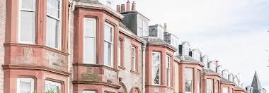 home insurance saga landlord insurance rooftops of row of houses