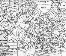 Winter 1963 Weather Charts Winter Of 1946 47 In The United Kingdom Wikipedia