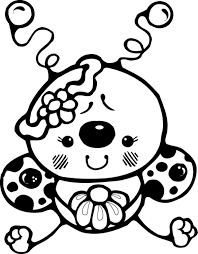 Small Picture Ladybug Coloring Page Coloring Book of Coloring Page