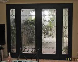 beveled leaded glass doors and windows by sans soucie