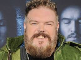 hold the door for kristian nairn because he s got to get inside to do a d j gig the game of thrones actor who pla disyllabic helpmate hodor until