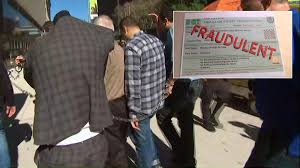 Placard Parking Crackdown Nbc York New Arrested Fake 30 Nyc In TwCXOqI