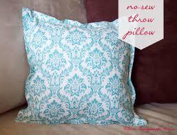 Sew Decorative Pillows