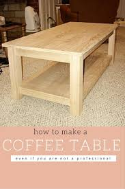 coffee table how to make coffee table book your own