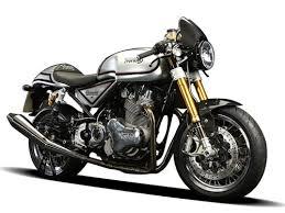 norton motorcycles mando cafe racer