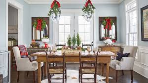 Living Room And Dining Room Ideas Cool HolidayReady Homes The Dining Room