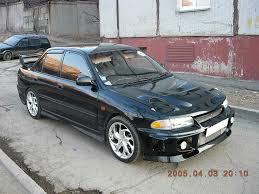 1993 Mitsubishi Lancer Evolution Photo Large