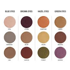 Play Up Your Eyes By Accentuating The Color You Were Born