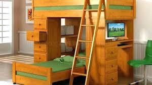 bunk beds kids desks. Kids Bunk Beds With Desk Desks Edge Bed Combo Loft . P