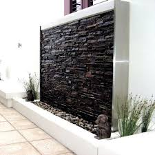 A A Water Wall Is Another Body That Perfect For Your Garden