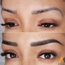 permanent makeup correction what to do