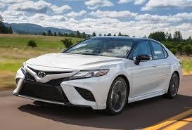 2018 Toyota Camry vs 2018 Honda Accord: Pre-review comparison ...