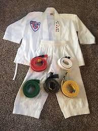 New Karate Taekwondo Pants Martial Arts Uniform Adult Child