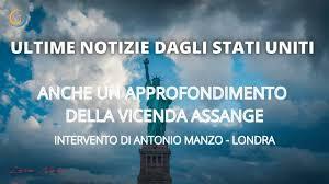 ULTIME NOTIZIE DAGLI STATI UNITI - Antonio manzo - Luca Nali - YouTube