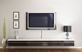 ... Floating Shelves Under Wall Mounted Tv Black Awesome Lacquered Wooden  Shelf With Drawer Floating Shelves Under ...