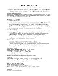 Tax Attorneyume Sample Lawyer Example Tax Attorney Resume With