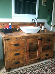 rustic bathroom sink cabinets. Curved Bathroom Sink Cabinets Floral Pattern Gray Marble Rustic  Vanities Inch Modern Design .