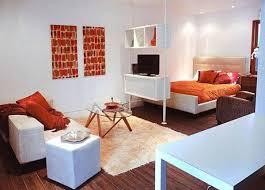 sofa chevron small  apartment brown combined white wall paint color studio decor yellow c