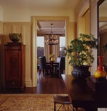 Tall Wainscoting tall wainscoting dining room traditional with wood staircase round 8270 by xevi.us