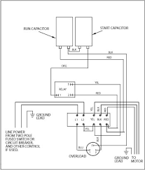2wire well pump wiring diagram 2wire wiring diagrams 11755d1246899060 well pump noisy tripping overload 1 hp wiring wire well pump wiring diagram