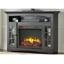 black stone fireplace surround insert paint homebase
