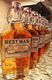 grooms labels liquor labels personalized groomsman and best man beer liquor label custom grooms gifts