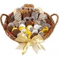 12 inch large clic favorites gourmet gift basket