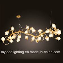 restaurant decoration chandelier hotel project lamp