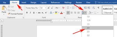 How To Make It Mla Format On Word Mla Format Microsoft Word 2016 Mla Format