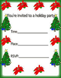 Printable Holiday Party Invitations Free Printable Christmas Cards Holiday Party Invitations Free
