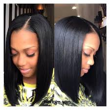 Middle Part Bob Hairstyles 1000 Images About Bob Hairstyle On