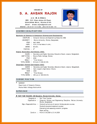 9 Resume In India Bibliography Apa