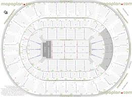 State Farm Arena Seating Chart With Seat Numbers Seat Number Little Caesars Arena Seating Chart