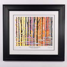 Forest Of Loch <b>Lomond</b> | Steven Brown - Steven Brown <b>Art</b>
