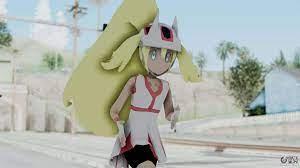 Pokémon XY Series - Korrina v1 for GTA San Andreas