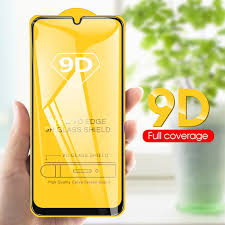 <b>9D Tempered Glass For</b> Samsung Galaxy A30 A50 A10 M10 M20 ...