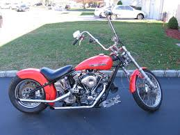 1972 harley hardtail motorcycles