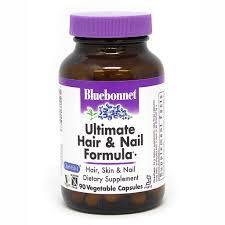 amazon bluebonnet nutrition ultimate hair nail formula health personal care