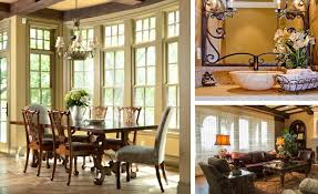 Tuscan Inspired Living Room Awesome Design Ideas